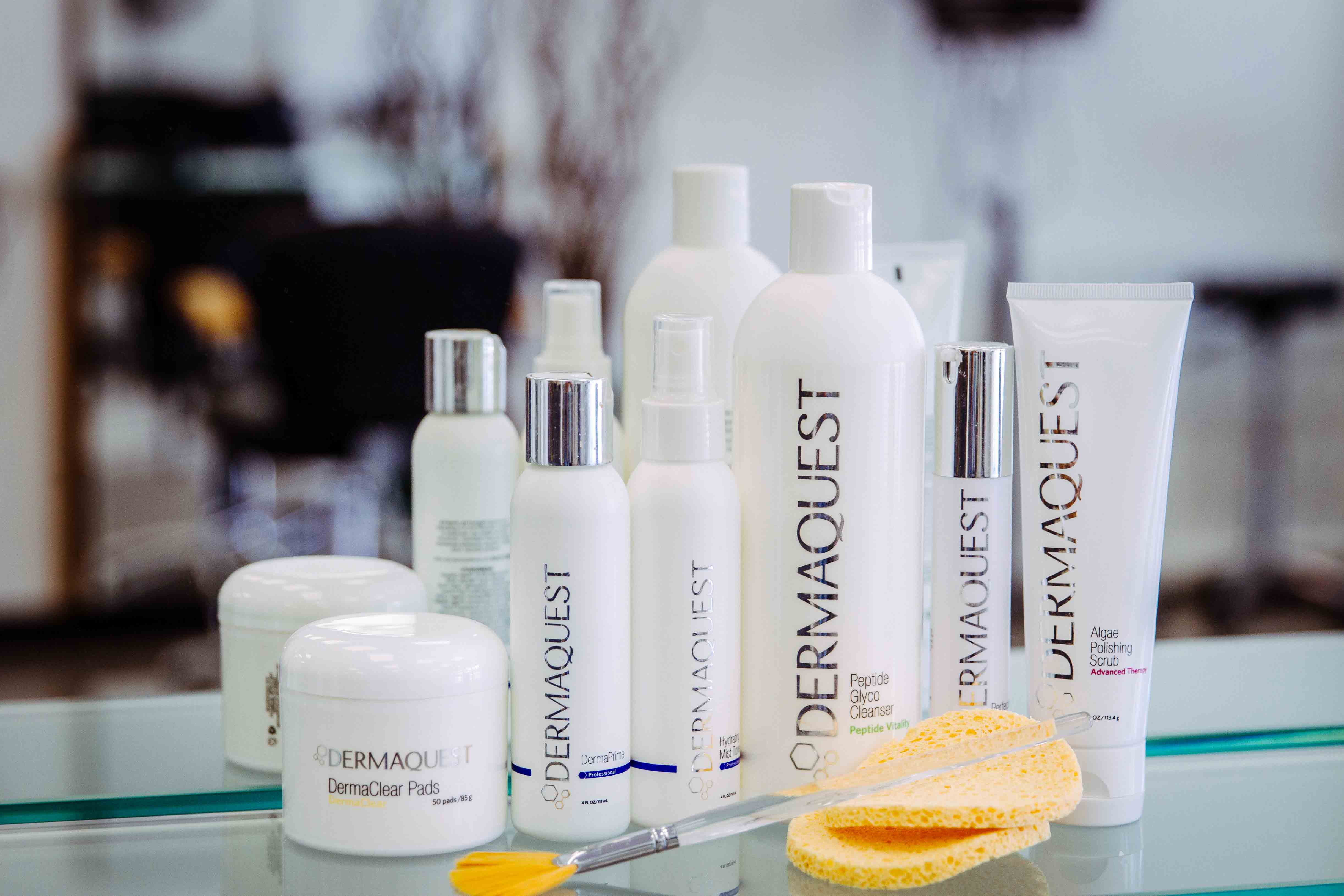 Unique Hair & Beauty Salon Dermaquest product